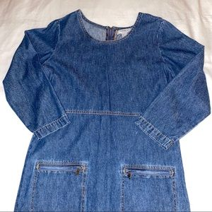 NWOT Forever 21 Denim Dress